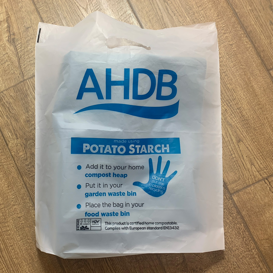 Blue Print Potato Starch