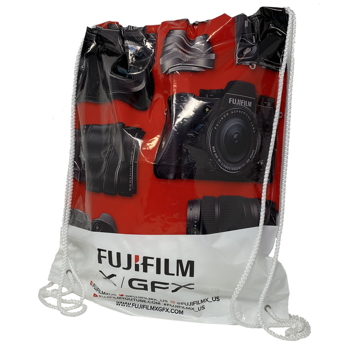 Full Colour Print Duffle Bag