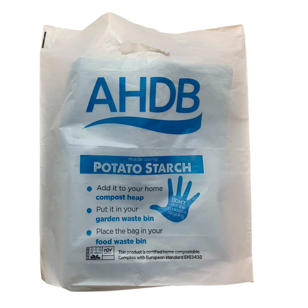 Potato Starch Carrier Bag