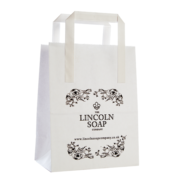 Strong Printed Paper Bag
