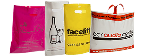Wide range of Carrier Bags