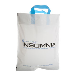 WJ French Carrier Bag