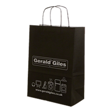 Gerald Giles Carrier Bag