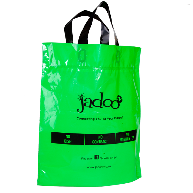 Two Colour Bespoke Carrier Bag