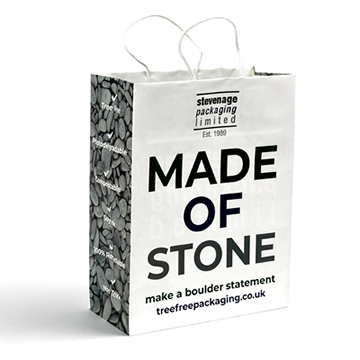 Stone Paper Bags
